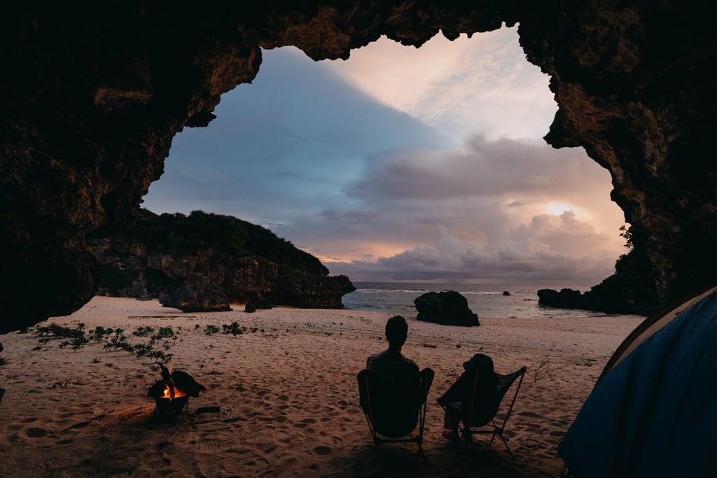 Spend the Night on a Beach