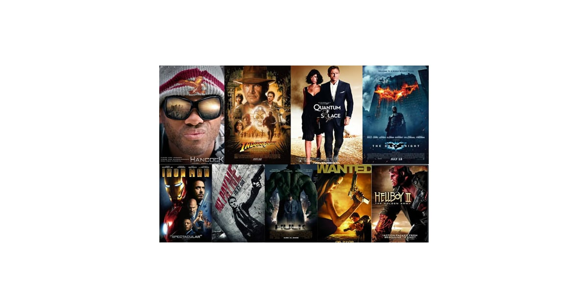 what is the best action movie of 2008 popsugar