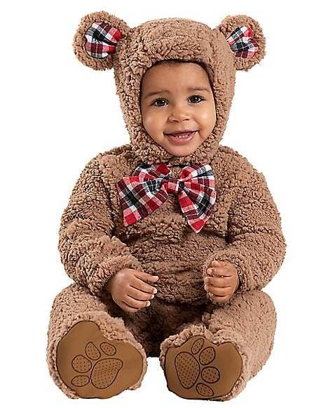 Baby Cuddly Bear Costume
