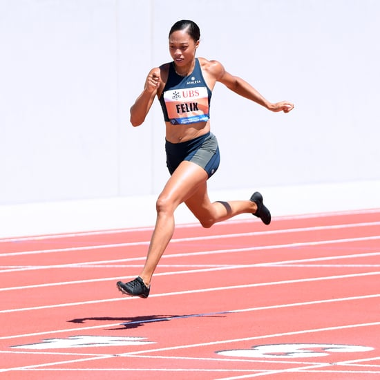 How Allyson Felix Took Care of Her Mental Health After 2020