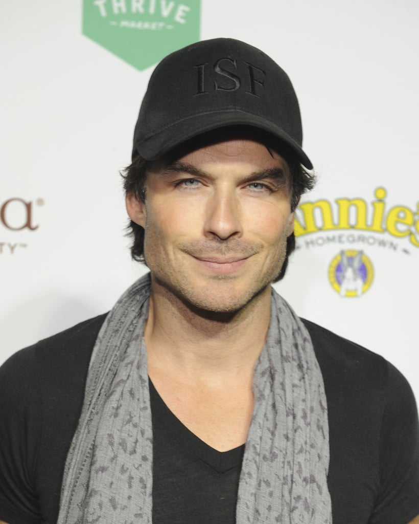 Ian Somerhalder: Dec. 8