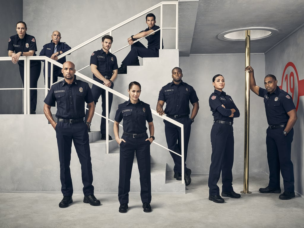 Station 19 Season 4 Cast