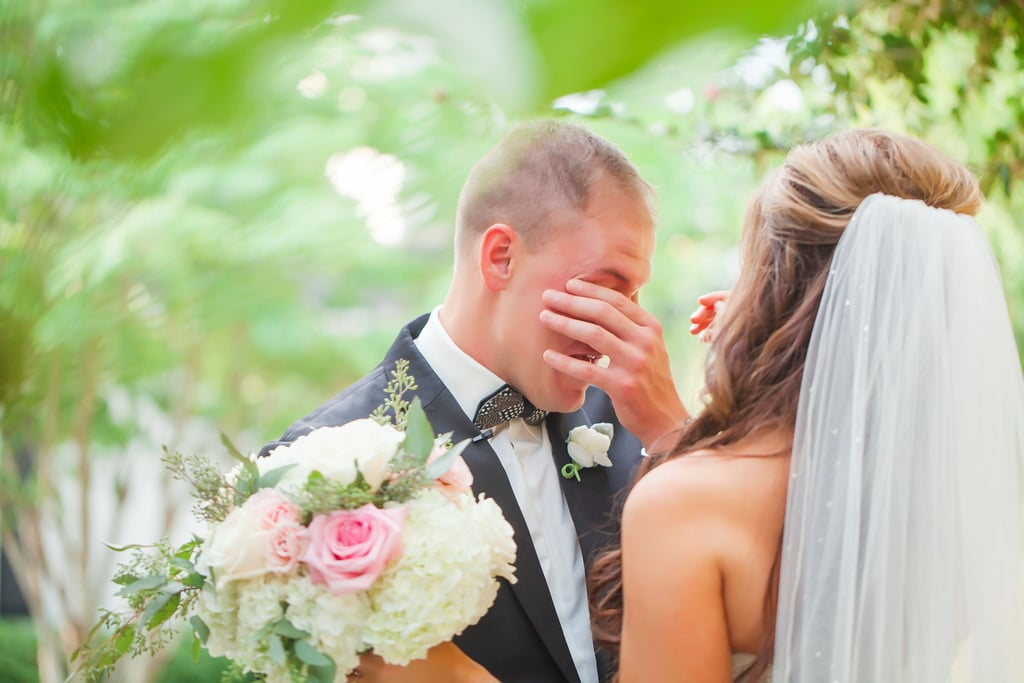 These Father And Groom Reactions To Seeing The Bride For First Time Are Beautifully Sweet