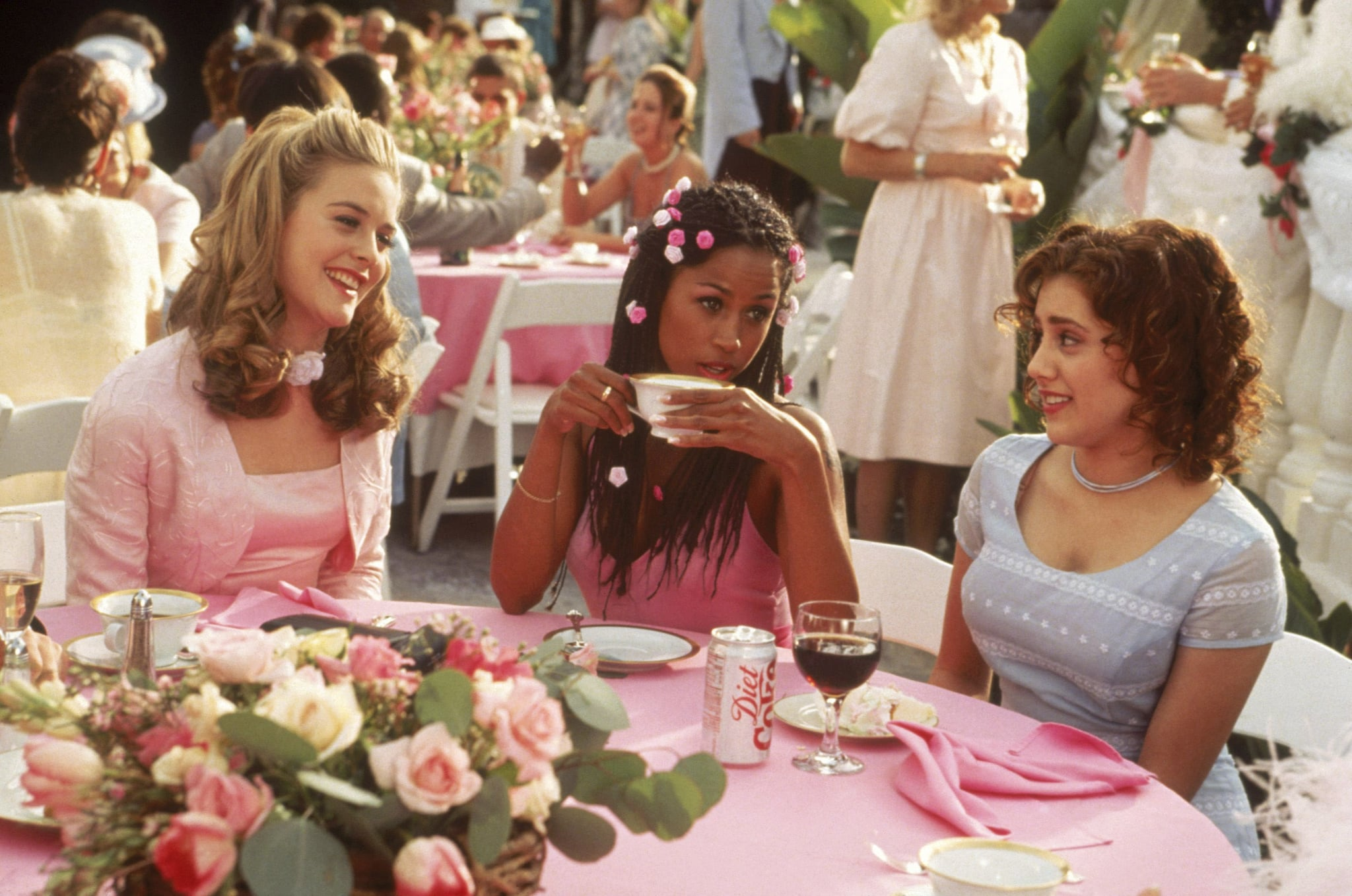 CLUELESS, Alicia Silverstone, Stacey Dash, Brittany Murphy, 1995, (c) Paramount/courtesy Everett Collection