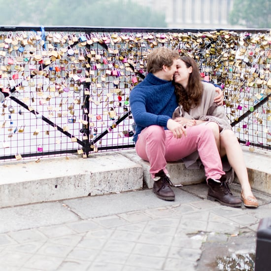Couple Photos in Paris