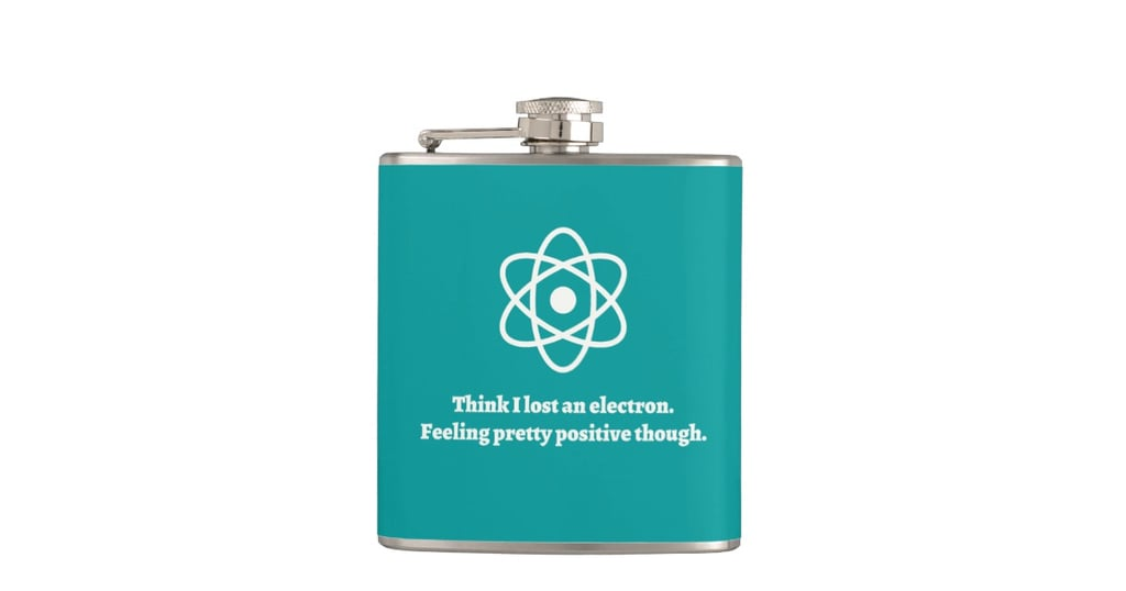 lost electron flask
