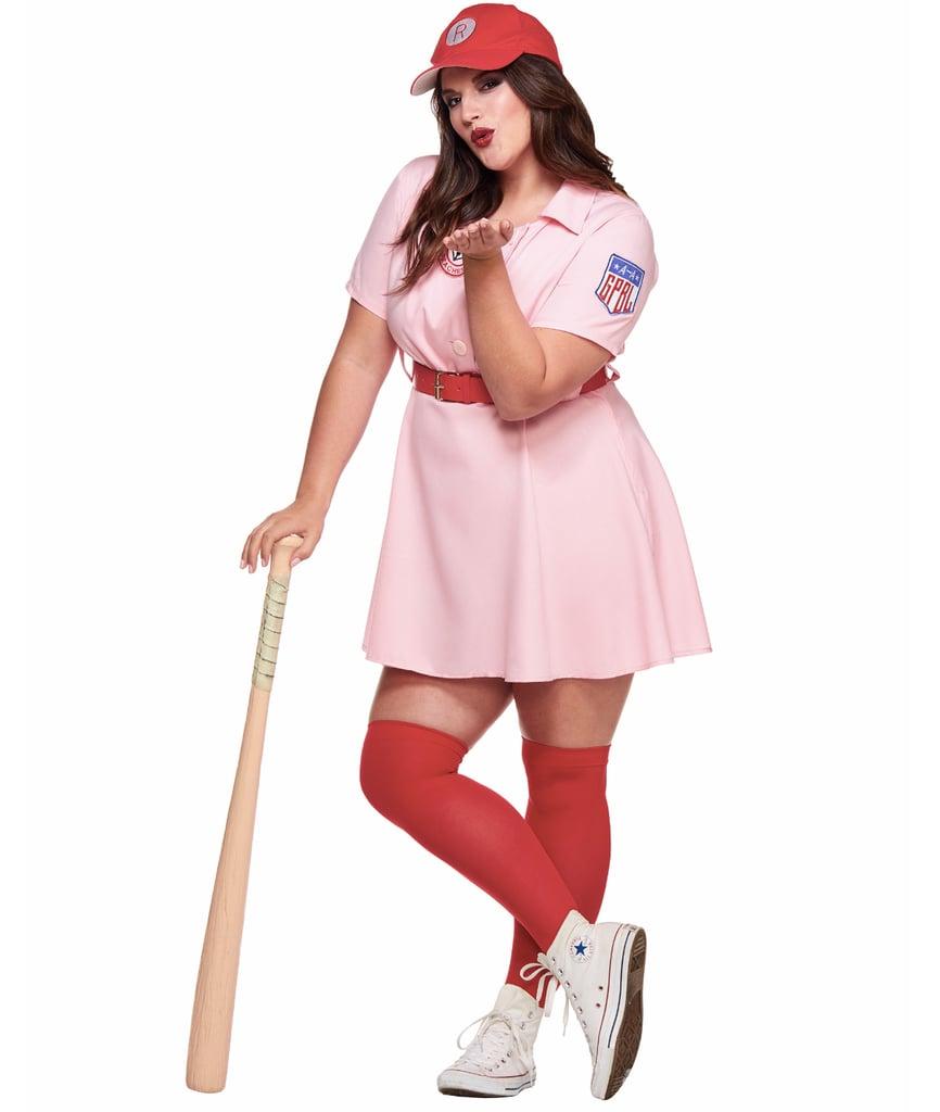 Rockford Peaches Costume u2014 A League of Their Own ($55)  sc 1 st  Popsugar & Rockford Peaches Costume u2014 A League of Their Own ($55) | u002790s ...