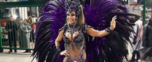 São Paulo's Carnival Sees First Trans Woman to Lead a Parade
