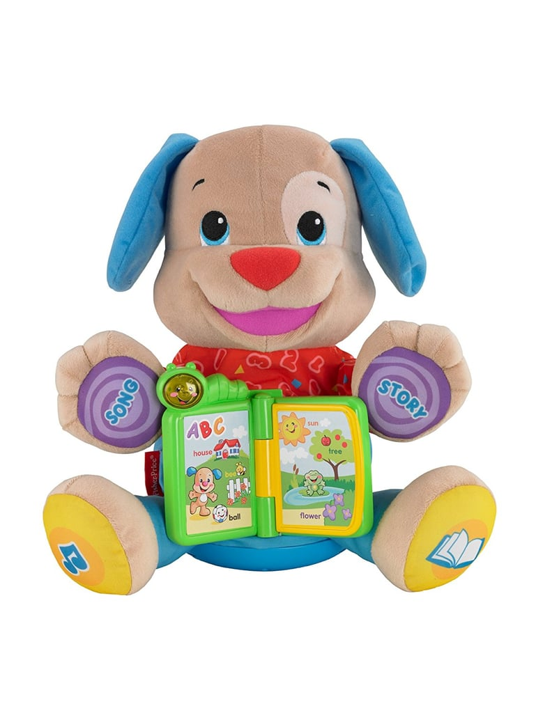 Fisher-Price Laugh and Learn Storytime Puppy