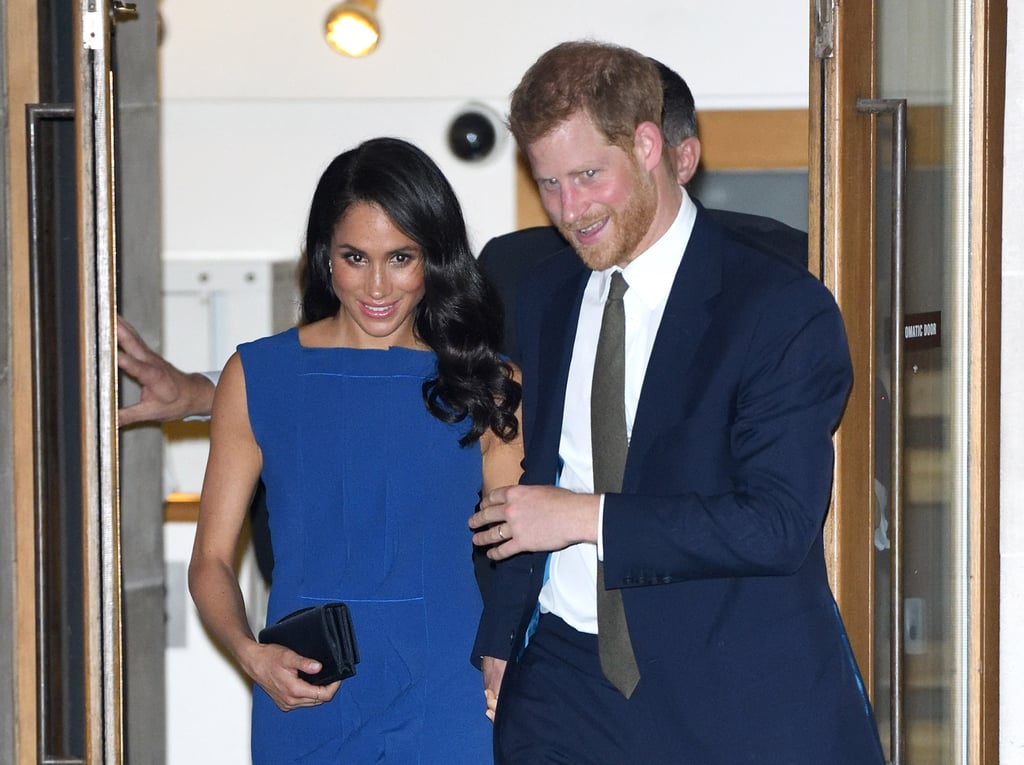 September: When Harry Held the Door Open For Meghan After 100 Days to Peace