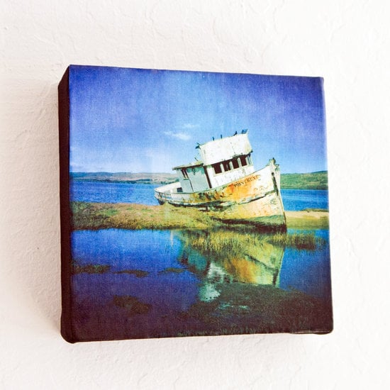 Instagram Canvas Print