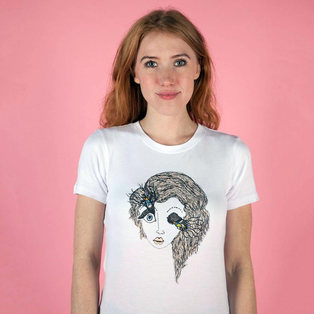 Ophelia Print T-Shirt