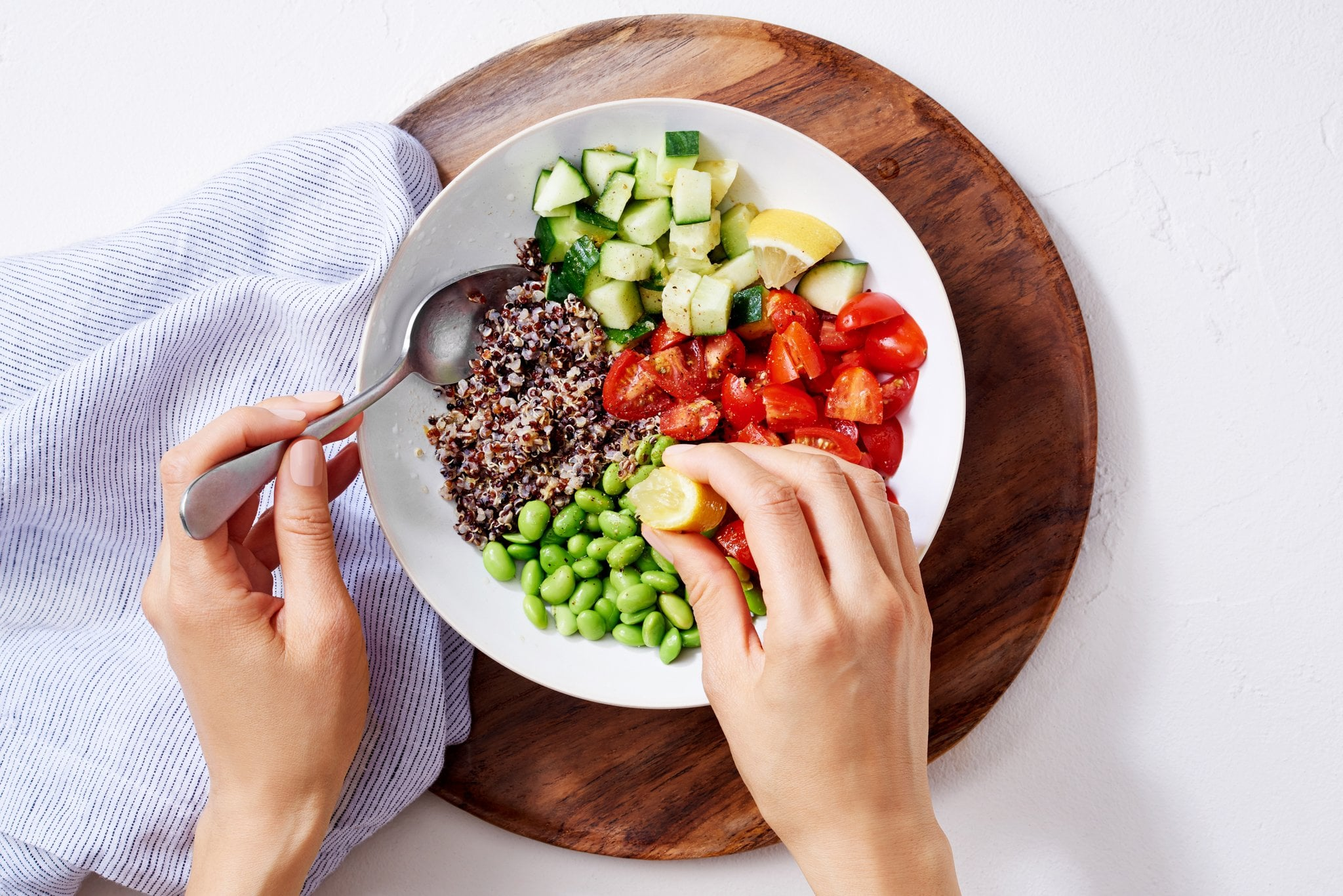 lose weight fast with vegan diet