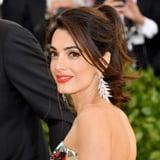 Amal Clooney s Beaming Met Gala Makeup Look Is Not of This Earth