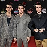 The Jonas Brothers at the NRJ Music Awards