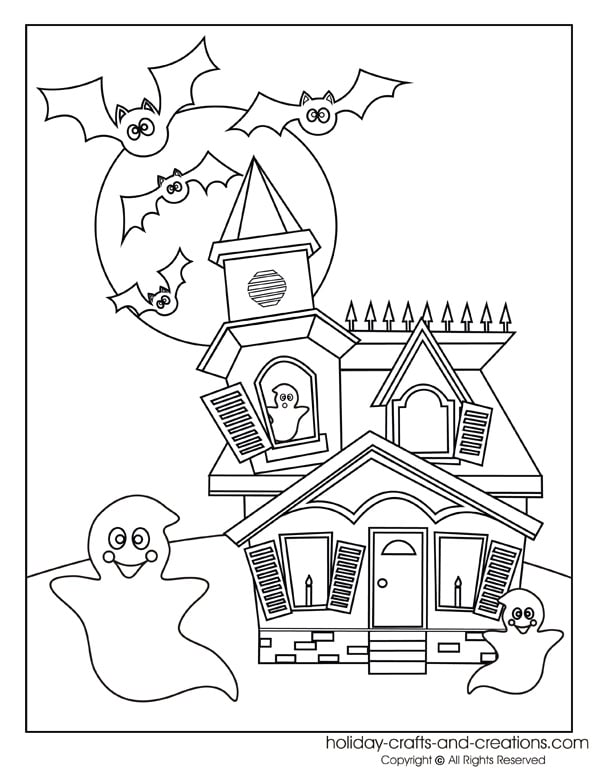 free halloween printable decor and activities for kids popsugar moms - Haloween Printables
