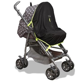 Review of SnoozeShade Stroller Blackout Shade