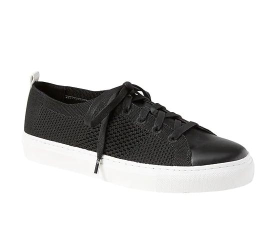 Open-Knit Sneaker