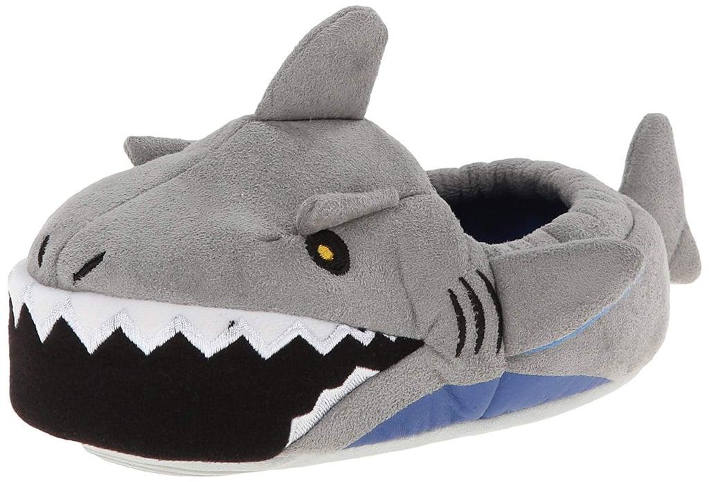 Stride Rite Light Up Shark Slippers Best Cozy Slippers