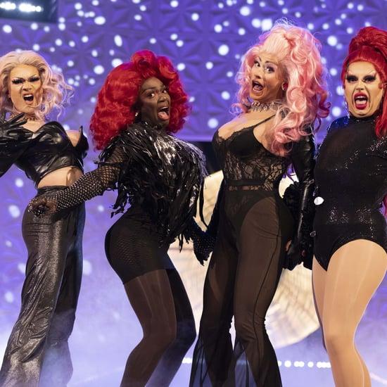 Watch Pick 'N' Mix's Big Drag Energy Video on Drag Race UK