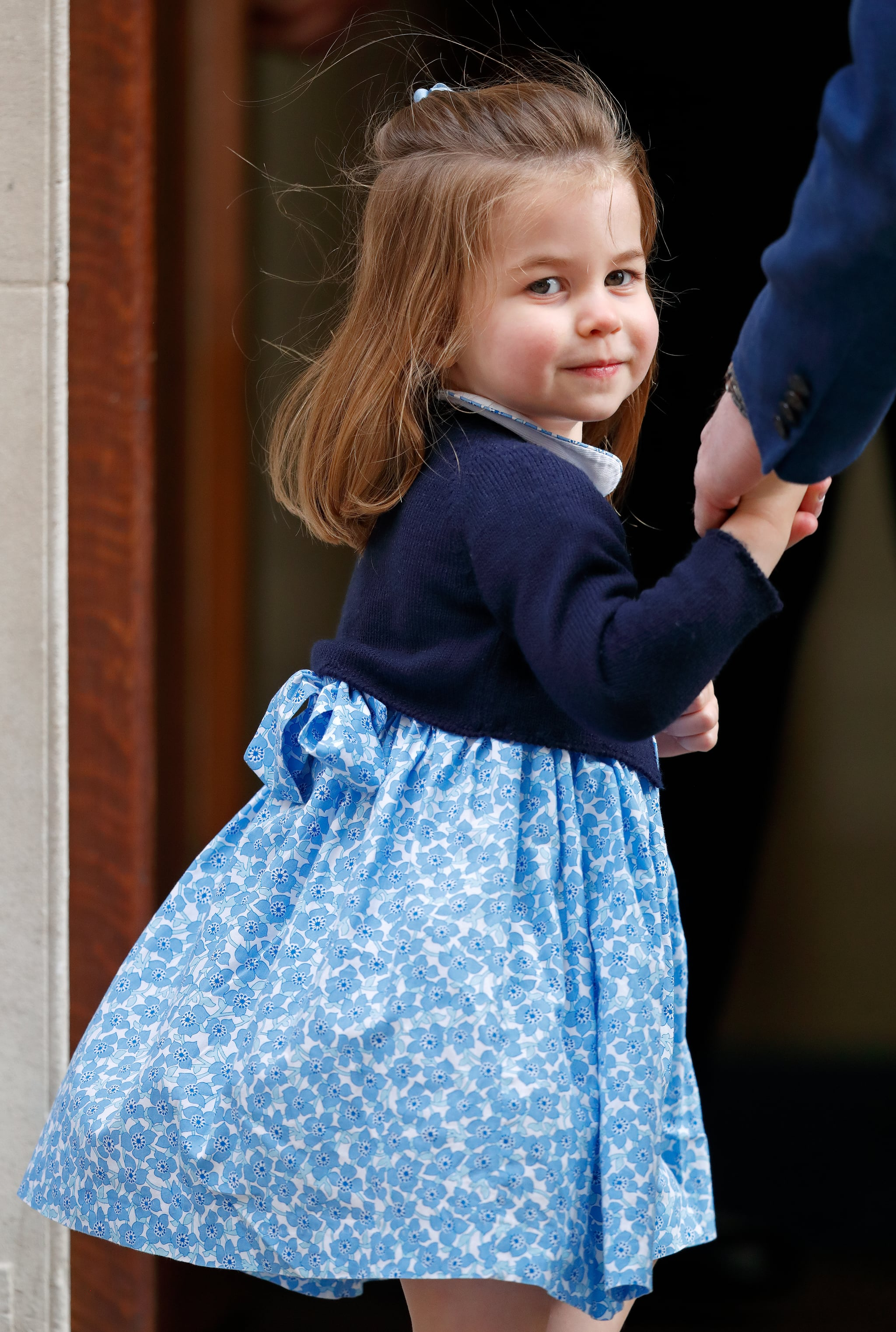 Princess Charlotte S Relationship With Prince Louis