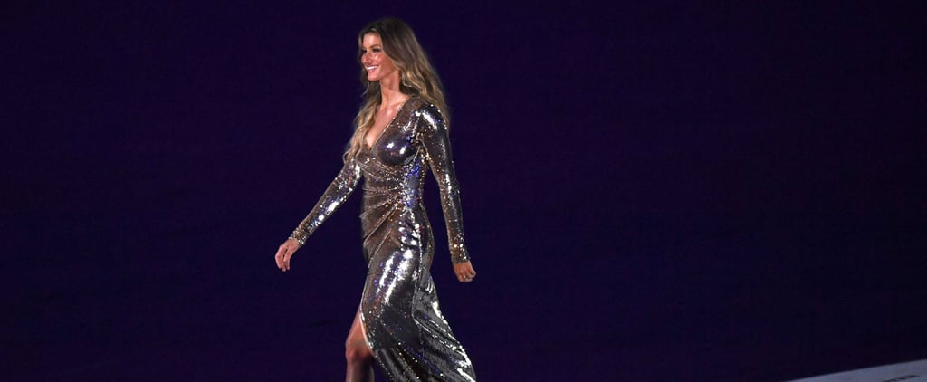 Gisele Bündchen Comes Out of Retirement to Walk the Runway at the Rio Olympics