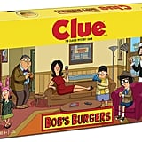 Bob's Burgers Themed Clue