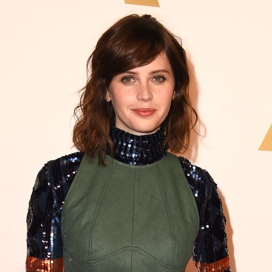 The Best Part of Felicity Jones's Award Season Was Meeting This One Star