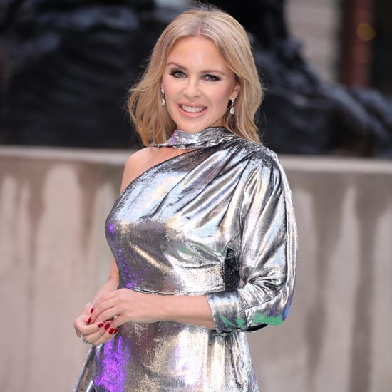 Kylie Minogue Talks About Glastonbury Gig