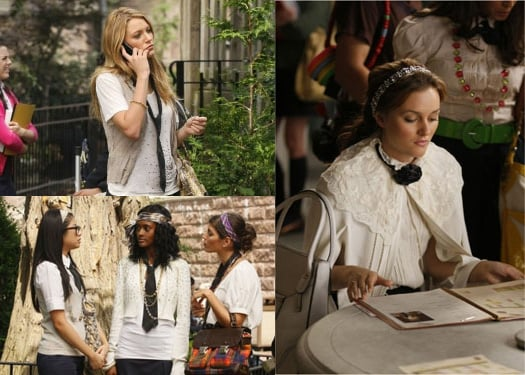 "Gossip Girl Style Quiz, Episode Four, ""The Ex-Files"""