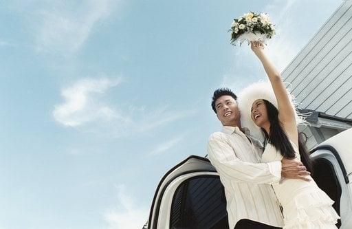 Where Do You Stand: Should the Bride and Groom Make a Grand Exit?