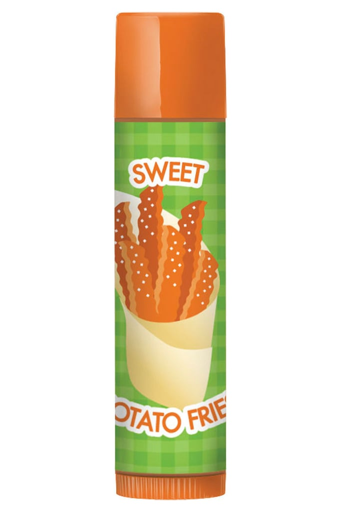 Sweet-Potato-Fries-Flavored Lip Balm Is the Wacky Product You Didn't Know You Needed