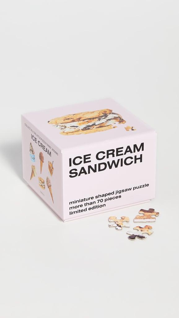 Shopbop Home VanLeewan Ice Cream Sandwich Puzzle