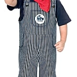 Fun World Train Engineer Toddler Costume