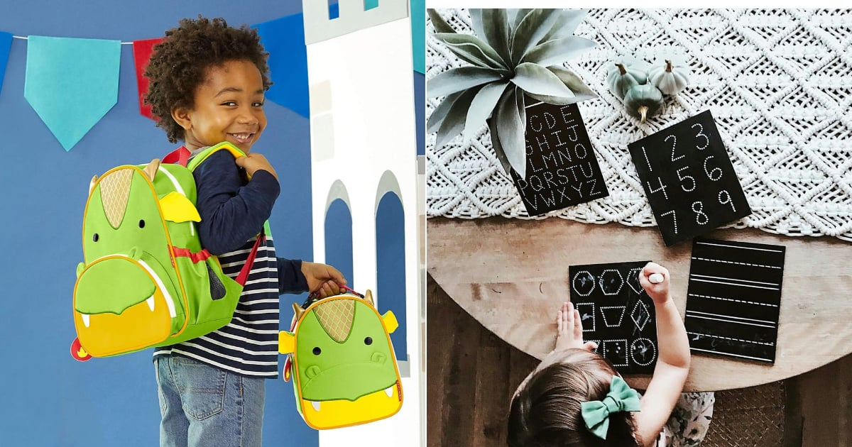 Everything Your Child Needs For Kindergarten — Even If You're Homeschooling!