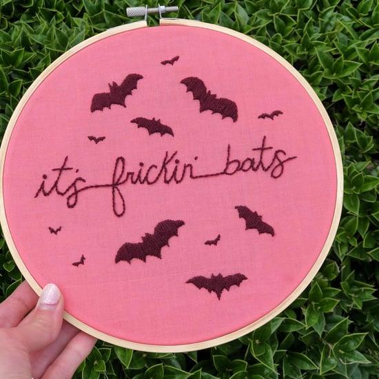 """Where to Buy """"It's Freakin Bats"""" Merch"""
