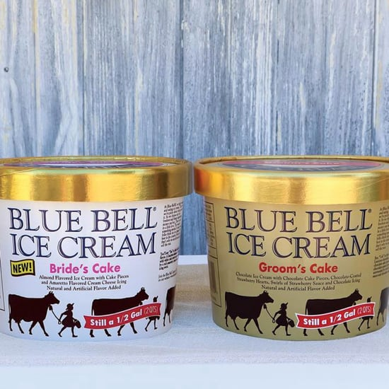 Blue Bell Wedding Ice Cream Flavors