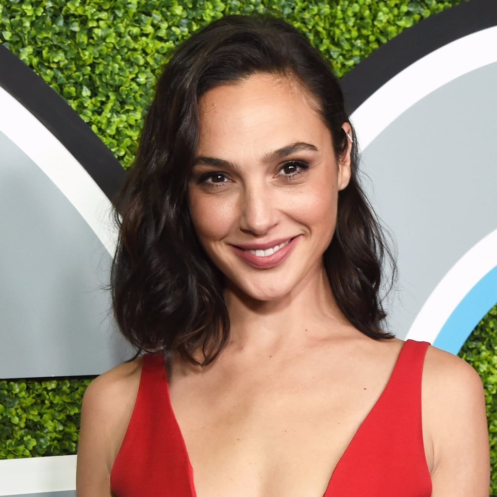 Gal Gadot POPSUGAR Entertainment - Comedian absolutely nails celebrity impressions