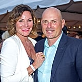 Luann de Lesseps and Tom D'Agostino Jr.