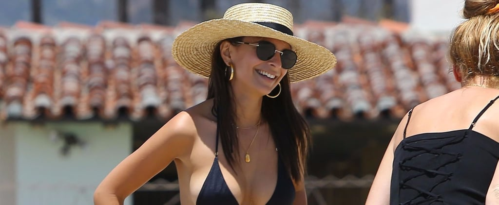 Zoom in on Emily Ratajkowski's Bikini, and You Might Trade in Your Own For Good