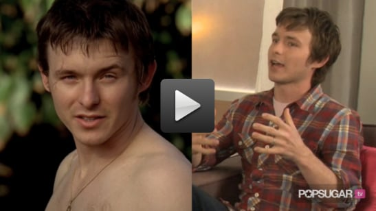 True Blood's Marshall Allman Reveals The Secret Behind Tommy Mickens' Scars