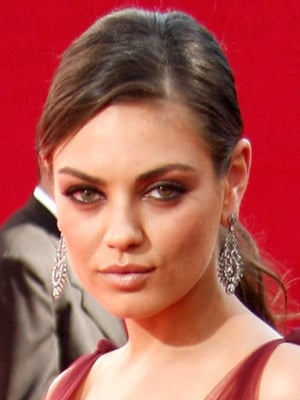 Photo of Mila Kunis at 2009 Primetime Emmy Awards