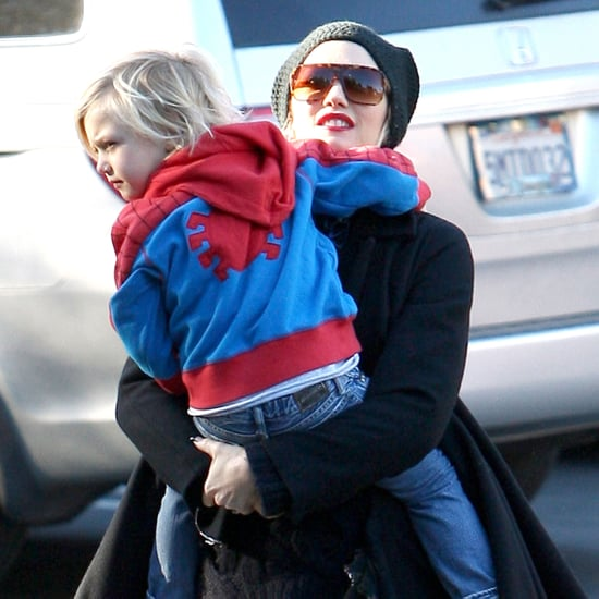 Gwen Stefani Spends a Day With Kingston and Zuma | Pictures