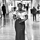 When Uzo Aduba Had a Classic, Black-and-White Moment on Film