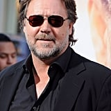 April 7 — Russell Crowe
