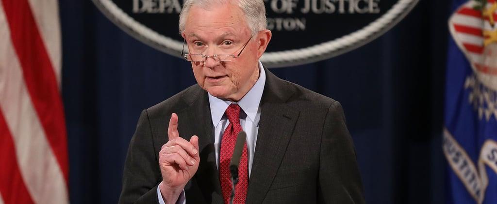 Jeff Sessions to Rescind Obama Rules on Legalized Marijuana