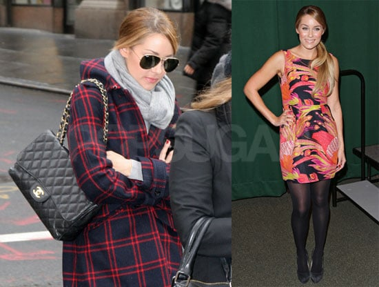 Photos of Lauren Conrad Shopping in NYC