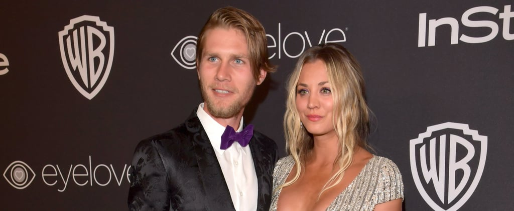 Kaley Cuoco's Engagement Ring 2017
