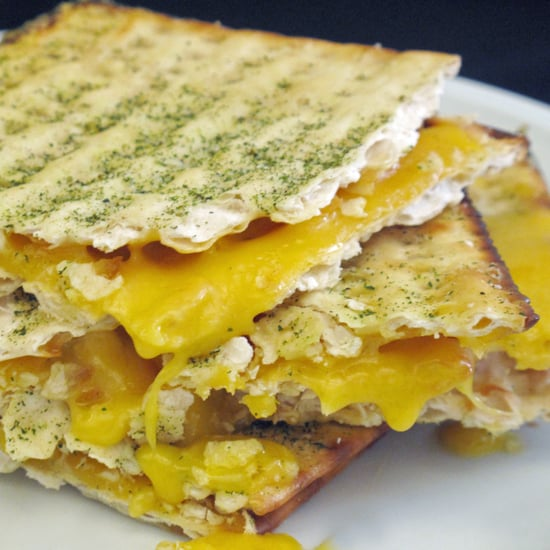 Matzo Grilled Cheese Sandwich