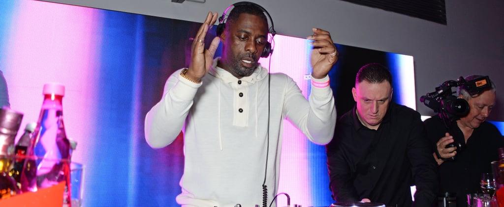 Idris Elba Performing at Coachella 2019
